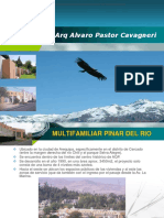 Obras Del Arq Alvaro Pastor Cavagneri - Arequipa