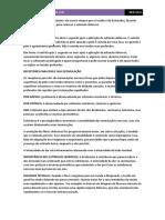 Resumo de Fisiologia Da Dor