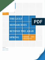 Gulf Monarchies 2015