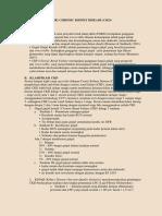 Laporan Pendahuluan Gagal Ginjal Kronik_ Chronic Kidney Disease (Ckd)