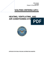 Heating, Ventilating, And Air Conditioning System