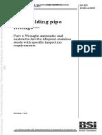 En 10253-4_Butt-Welding Pipe Fitting-Stainless Steel