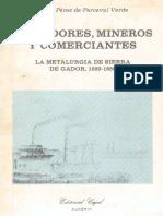 Fundidores Mineros y Comerciantes