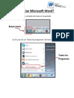 Practica 1 - Informatica UMM 2016
