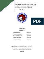 Po Lap.1 Sistem Pengendalian Organisasi