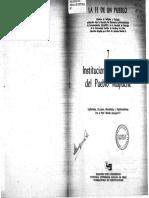 Instituciones Religiosas Del Pueblo Mapuche