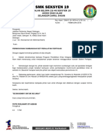 Surat Mohon Set Kelengkapan Fertigasi