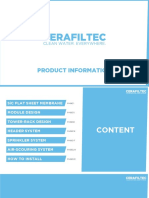 CERAFILTEC Product Brochure