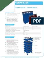 CERAFILTEC Product Data Sheet_Tower-Rack