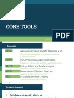 Core-Tools 2017 Cega