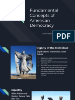 fundamental concepts of american democracy project