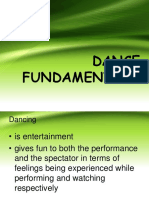 Dance Fundamentals