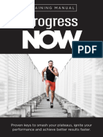 Progress Now Training Manual
