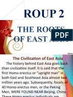 the roots of east asian