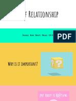 self relationship