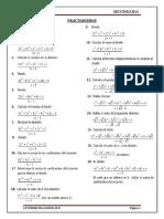 Alg Sec Division de Polinomios - Rufini