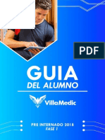 Guía Del Alumno - Pre Internado 2019