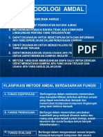 Pb 7 Metodologi Amdal