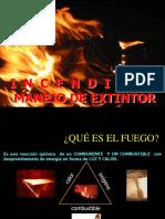 Incendio  clase EXPOSICION 27 DE OCTUBRE 2017 (2).ppt