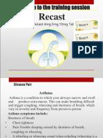 Recast Manual