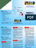 Brochure CMS 2018