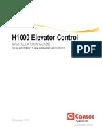 H1000 Elevator Control