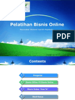Pelatihan Bisnis Online