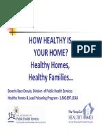 NH Healthy Homes