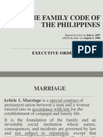 324620387 Family Code of the Philippines Pptx
