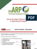 HAI-HARP Master Amine Scrubber General Design