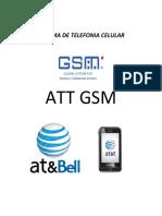 Sistema de Telefonía Celular