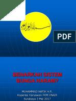 Benarkah Bunga Bank Haram Revisi