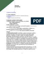 A.I.1.B + C - Latura Obiectiva Si Latura Subiectiva a Infractiunii