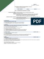 Planeación Diaria Ciencias 2 Bloque 1