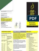 Western Regional Conference Brochure
