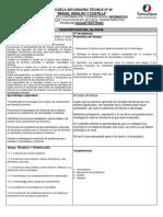 Planeación Informática Bloque - 1 - Apartado 1.1.3 - Secundaria