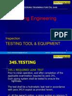 20 Testing Tool & Equipment