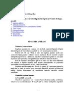 A.I.4 - Cauzele Care Inlatura Caracterul Penal Al Faptei