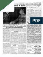 Crónica de La Vanguardia de la visita de Nixon a China