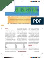Química - Cadernos Temáticos - Hidrosfera