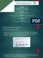 Microfiltracion