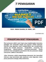 5. RISET PEMASARAN