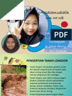 Mitigasi Tanah Longsor ppt