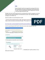 Cara Mendownload File Diziddu