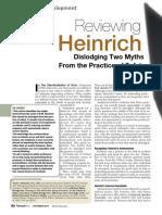 Heinrich Dislodging