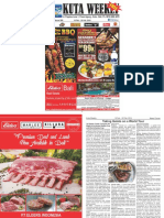 "Kuta Weekly - Edition 580 ""Bali's Premier Weekly Newspaper"""