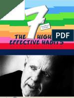 7 Habits Foundation Al Principles