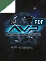 AVP AvP Second Edition Manual