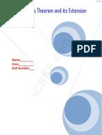 Pythogras Theorem Project.pdf