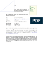 Children and Youth Services Review Volume issue 2018 [doi 10.1016_j.childyouth.2018.02.010] Lv, Bo; Zhou, Huan; Liu, Chunhui; Guo, Xiaolin; Caiyun, Zhang; L -- The relationship between mother–child .pdf